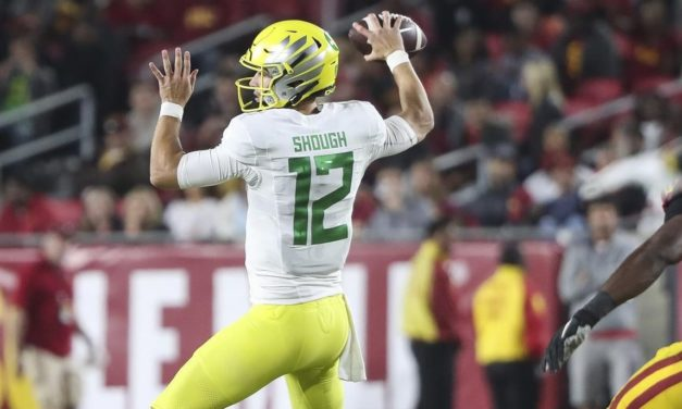 Who Will Start at QB for Oregon in 2021?