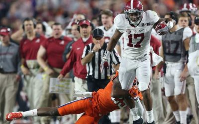 CFB Flashback: 5-Year Anniversary — Alabama Holds Off Clemson in National Championship Thriller