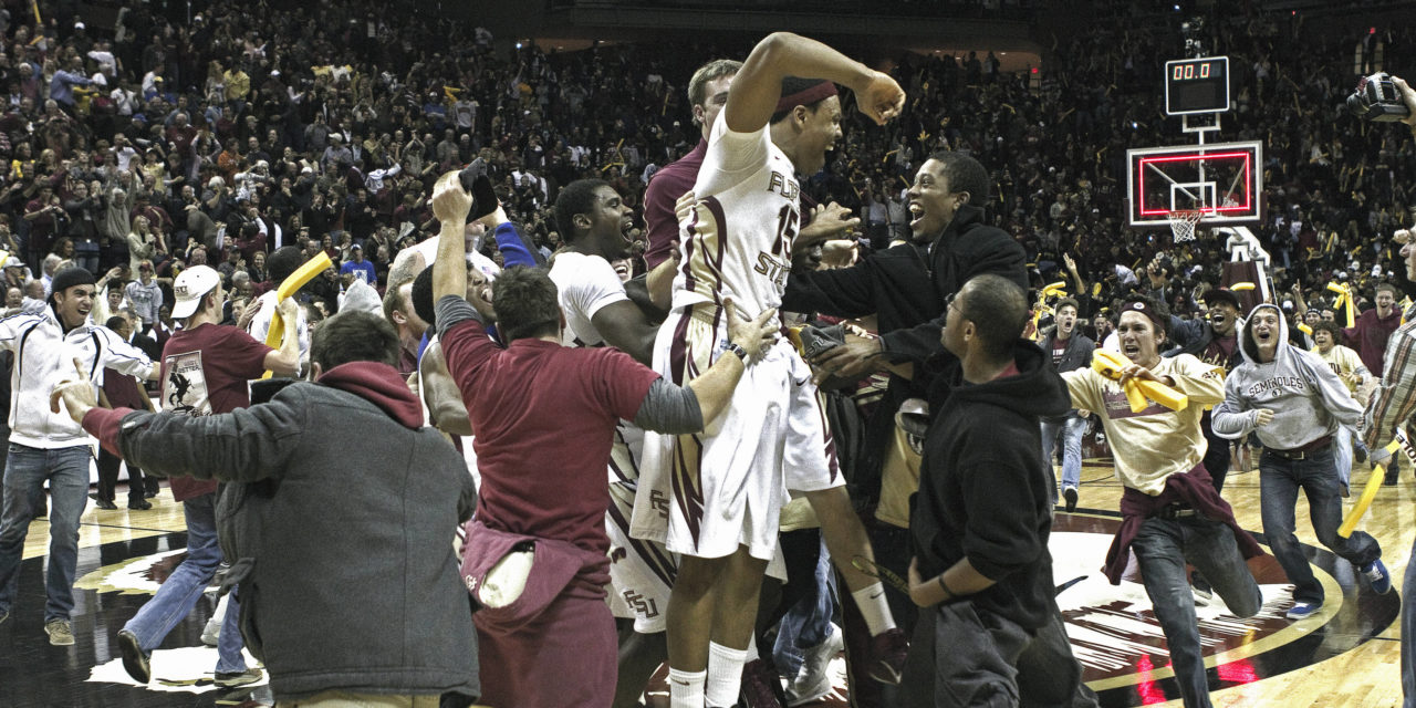10-Year Nole Anniversary: FSU Upsets No. 1 Duke for Third Time in a Decade