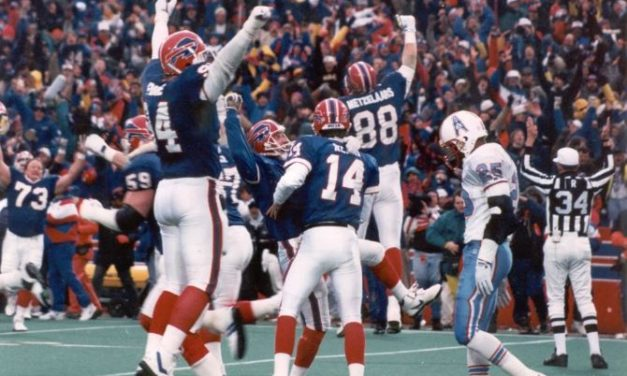 AFC Wild Card Match-Up Memories: Reich Returns to Buffalo for Playoffs, Road-Field Advantage in Nashville