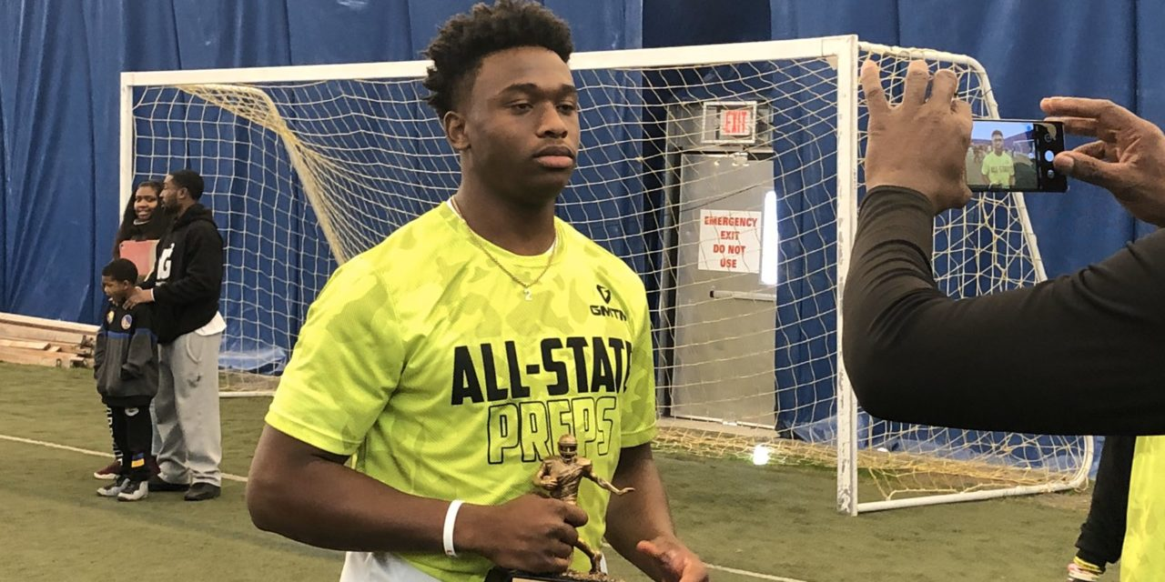 2022 QB Sanders Talks ODU Offer