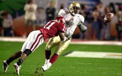 The Five Lowest Scoring BCS/CFP National Championship Games