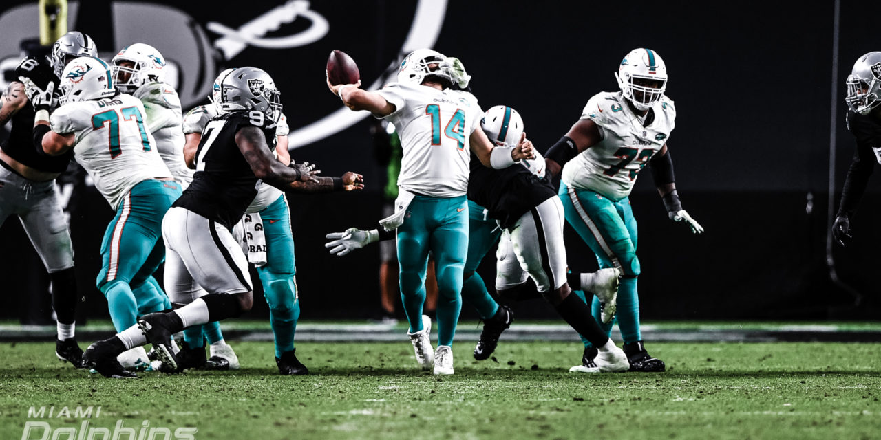 Miami Dolphins 2020 Superlatives
