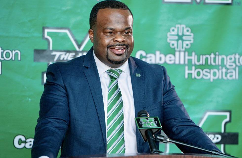 Who is Charles Huff? Meet Marshall's New Head Football Coach