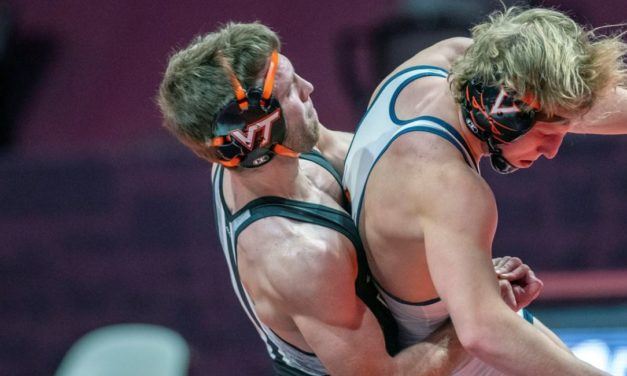 Virginia Tech Wrestling Off to Sizzling Start in 2021