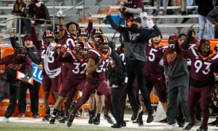 Virginia Tech Football Releases 2021 Schedule