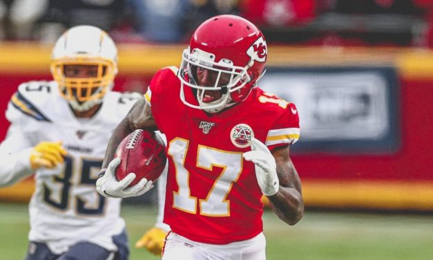 Two Former Georgia Bulldogs on Chiefs' Roster for Super Bowl LV