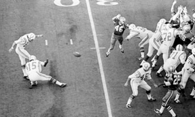 "50 Years Later, ""Blunder Bowl"" Remains Most Bizarre Game in Super Bowl History"