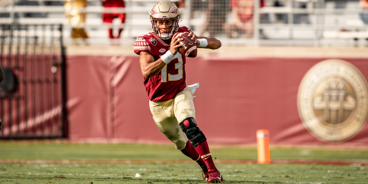 Column: Don't Sleep on FSU's Jordan Travis