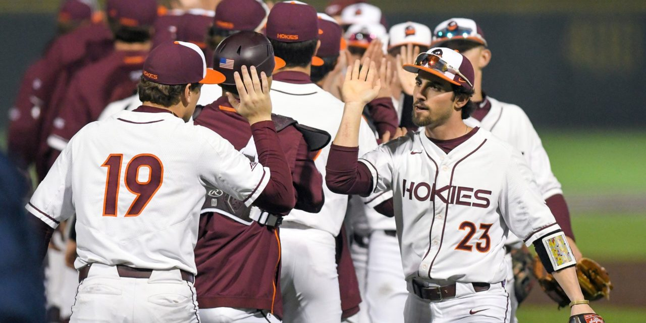 Szefc Optimistic for Successful Season: 2021 Virginia Tech Baseball Preview