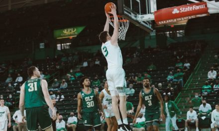 Marshall Men's Hoops Sweeps Charlotte, Doesn't Get Help for Bye