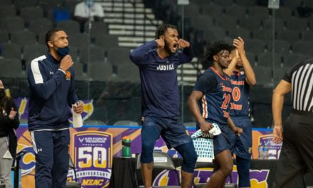 Morgan State Holds Off FAMU in MEAC Quarterfinal, 77-75