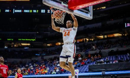 Illinois Takes Care of Rutgers, Takes on Iowa in Big Ten Semis