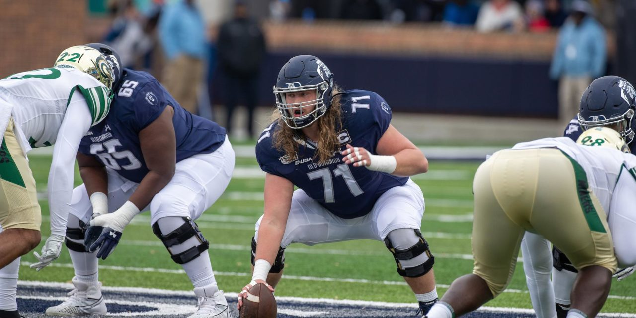 Offensive Line Depth Could Be Issue for Monarchs