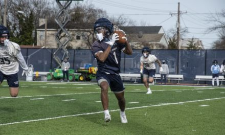 Young Receivers Coming Into Fold for New-Look Monarchs