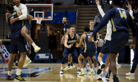 Oral Roberts Upset Victory Shows Beauty of March Madness is Still Alive