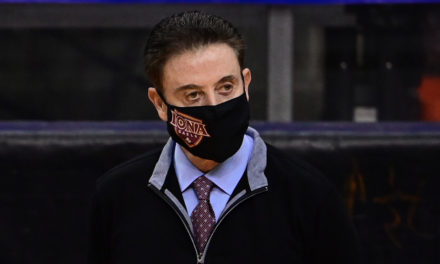 Rick Pitino Hopes to Make Iona the Gonzaga of the East