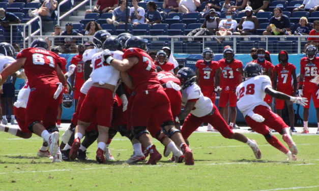 FAU Spring Game Takeaways: QB Battle Continues, Mobley Impresses