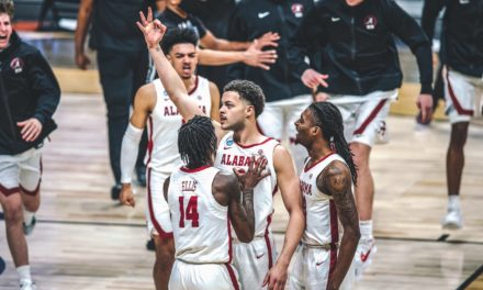 "Alabama Basketball Reflects On ""Historic Season"""