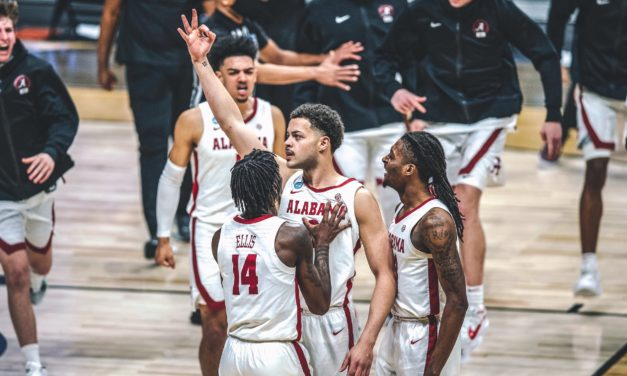 "Alabama Basketball Reflects On ""Historic Season"""