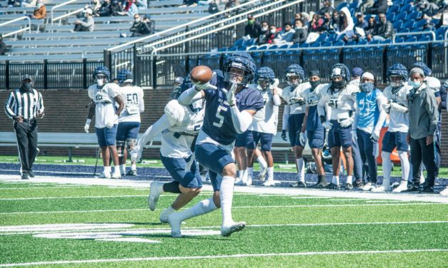 Notes From Old Dominion's Spring Scrimmage