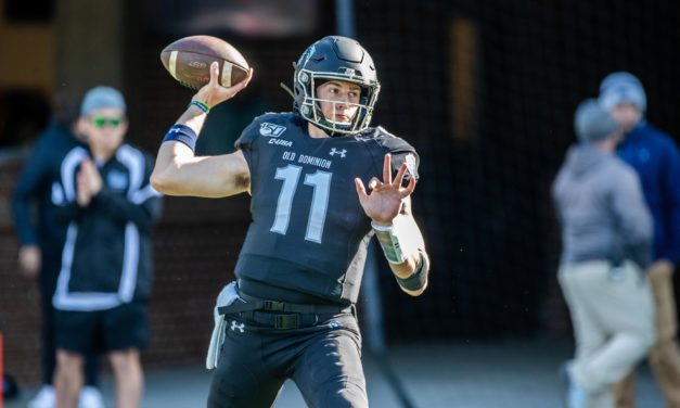Breaking Down the Three Main Contenders for QB1 at Old Dominion