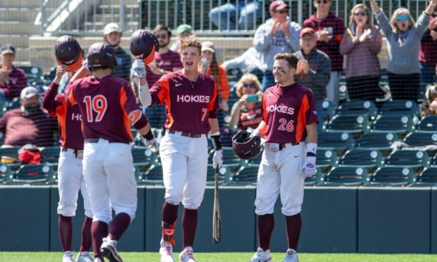 "Series Preview: Virginia Tech Baseball Looks to Avoid ""Wakeing"" Demon Deacons"