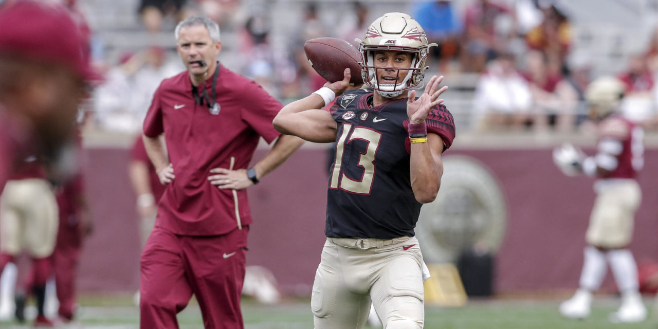 James Coleman: Digesting the FSU Spring Game — Offensive Positives and Negatives