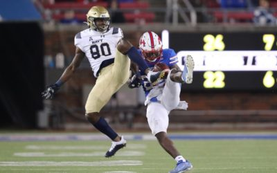 Analysis: SMU CB Brandon Stephens Drafted by Ravens in Round 3
