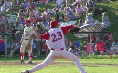 Jared Shuster Makes Pro Debut for Rome Braves