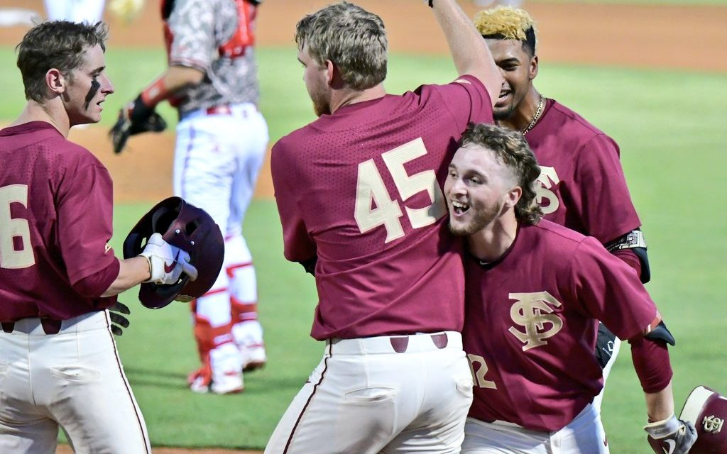 FSU Baseball Rewind: Seminoles Avoid Sweep in Raleigh