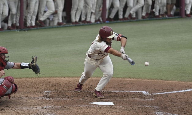 Jackson Greene's Bat Heating Up at Right Time for FSU