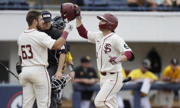 FSU Baseball Rewind: Season Ends in Oxford