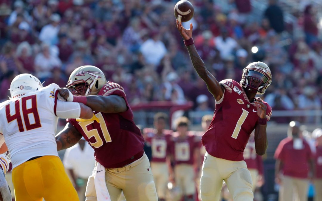 Instant Reaction: FSU 45 ULM 44