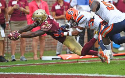 2019 FSU-Syracuse: Game Balls