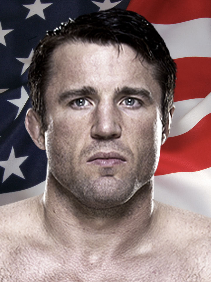Photo of Chael Sonnen