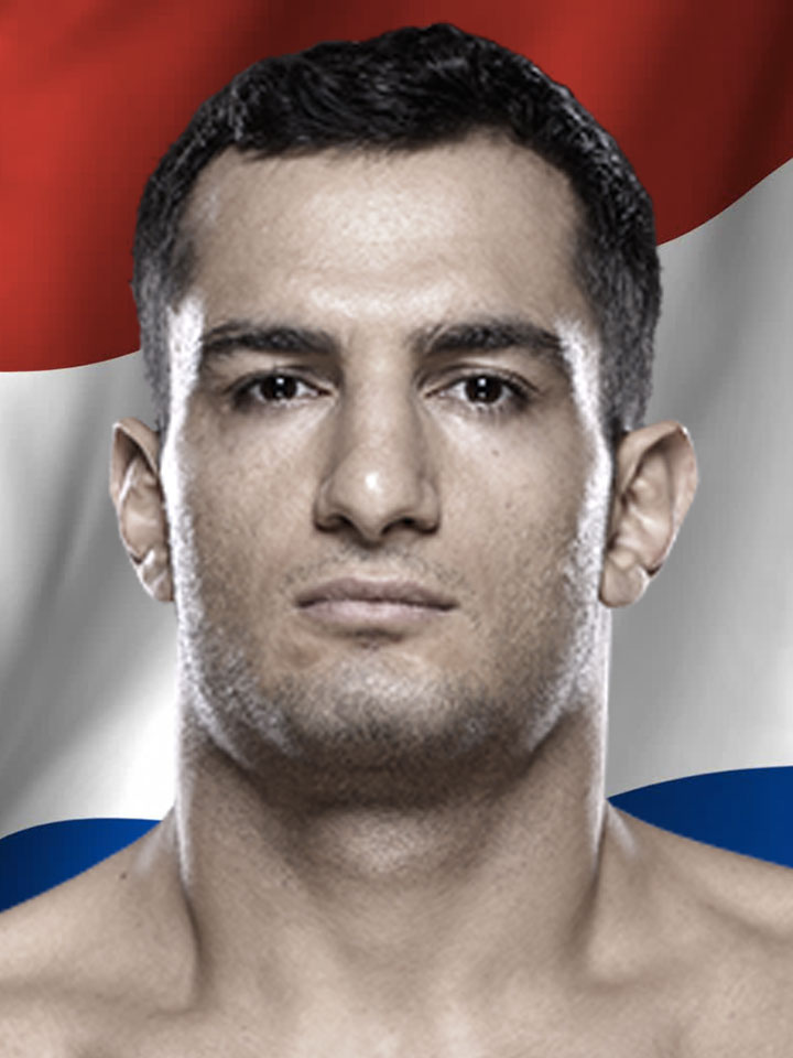 Photo of Gegard Mousasi