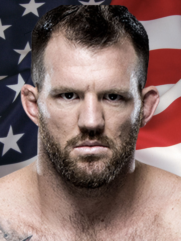 Photo of Ryan Bader