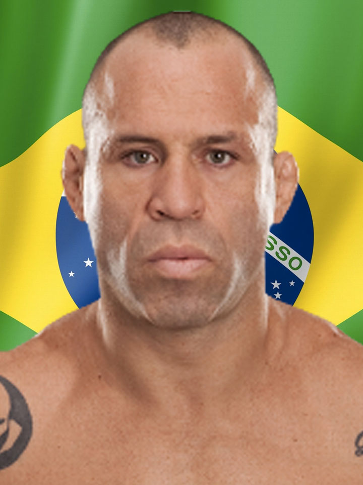 Photo of Wanderlei Silva