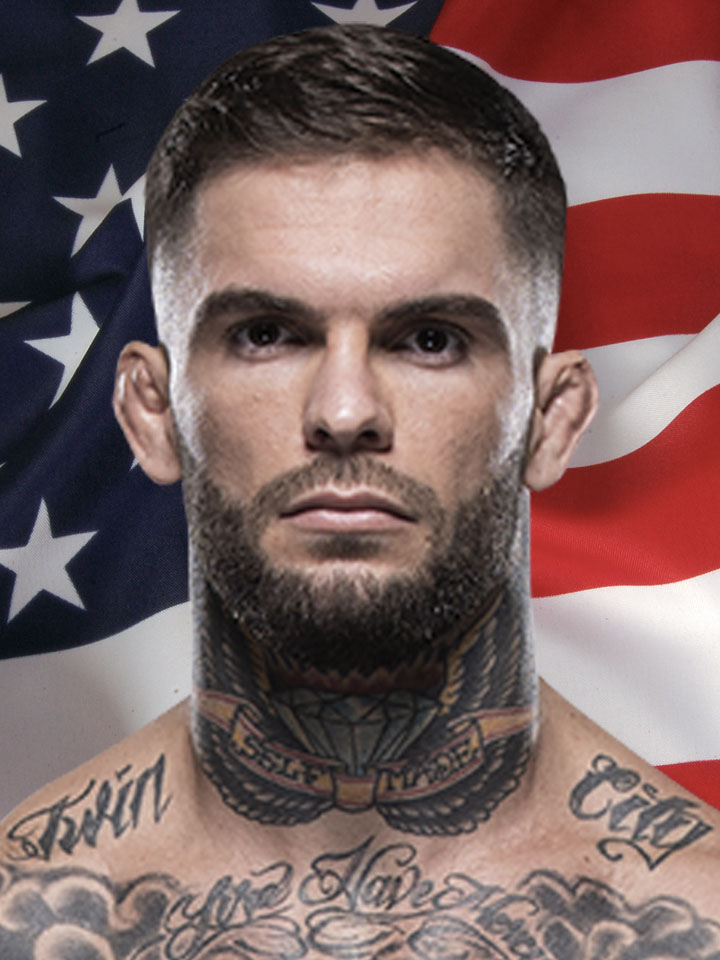 Photo of Cody Garbrandt