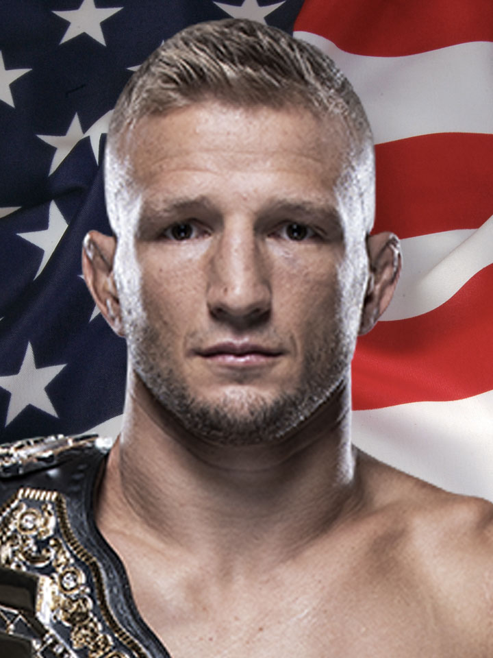 Photo of TJ Dillashaw