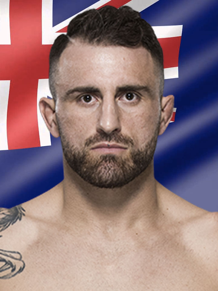 Photo of Alexander Volkanovski