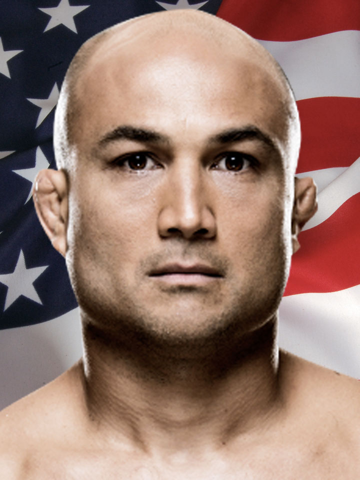 Photo of BJ Penn