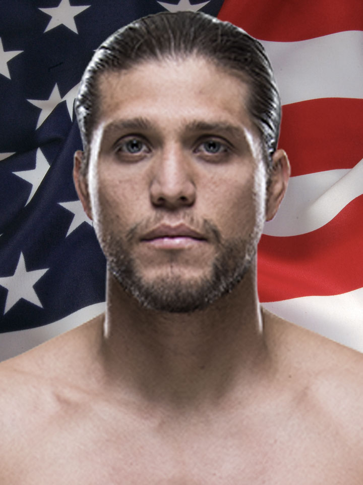 Photo of Brian Ortega