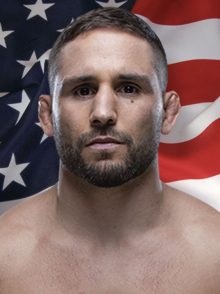 Photo of Chad Mendes