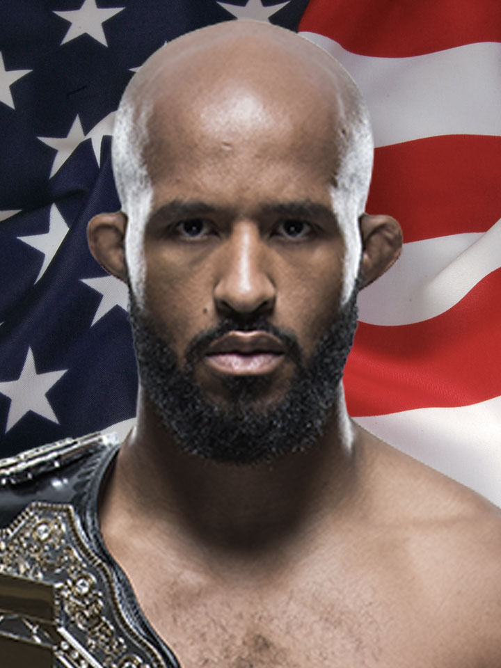 Photo of Demetrious Johnson