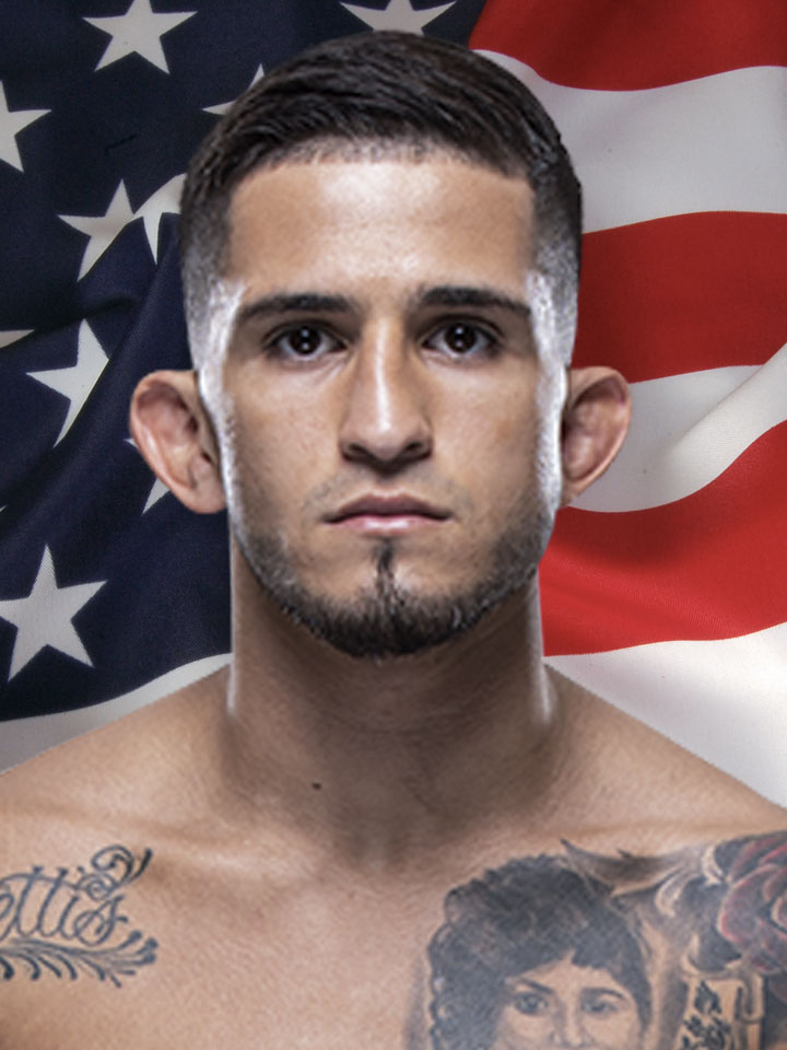 Photo of Sergio Pettis