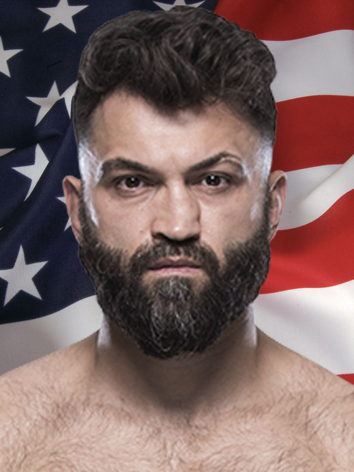 Photo of Andrei Arlovski