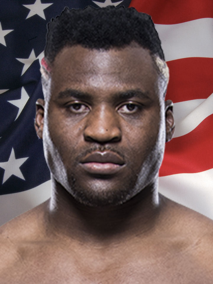 Photo of Francis Ngannou