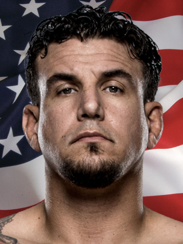 Photo of Frank Mir